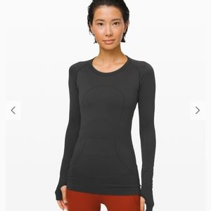 Lululemon swiftly long sleeve crew